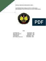 Proposal BINA DESA Fix