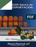 Cartilla Guia Exportacion