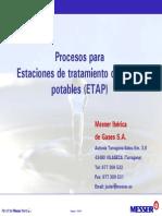 ETAP Procesos Explicados Maquinas