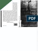 Jorge Lozano - El Discurso Histórico