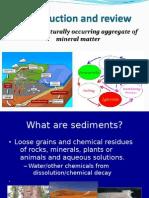 Sedimentary Rocks Lecture