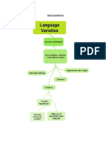 Coping With Non-standard Varieties of Language Use