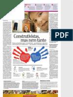 Folha - 30112009 - Construtivistas Mas Nem Tanto