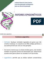 Aula Epigenética