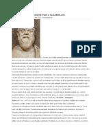 SOCRATE Despre Medicina Tracă a Lui ZAMOLXIS