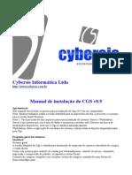 Manual Inst Cgs
