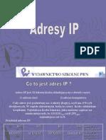 Adresy ip