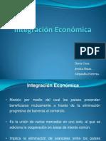Presentation Integración Económica Lista