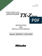 Nitsuko TX (1)