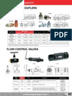 BVA Couplers & Flow Valves Catalog