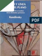 Kandinsky_Punto y linea sobre el plano