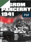 Bieszanow W. - Pogrom Pancerny 1941