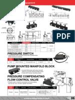 BVA Manifolds Catalog