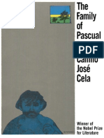 Family of Pacual Duarte, The - Camilo Jose Cela & Anthony Kerrigan