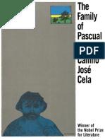 Family of Pacual Duarte, The - Camilo Jose Cela & Anthony Kerrigan