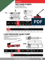 BVA P-Series D/A & Low Pressure Catalog