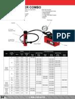 BVA Pump Cylinder Combo Catalog