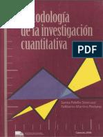 Metodologia de La Investigación Cuantitativa Palella