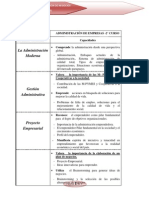BATAN ADMINISTRACION DE EMPRESAS  2° CURSO