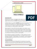 Field Symbols en ABAP