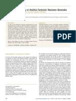 Validez de Los Tests y El Análisis Factorial- Nociones Generales