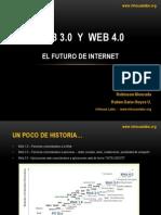 Web 3.0 y Web 4.0 InHouseLabs Barcamp2011