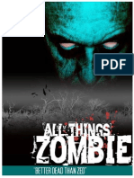 All Things Zombie - Better Dead Than Zed