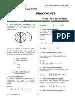 9 - FRACCIONES