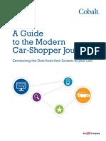 Guide To The Modern Car Shopper