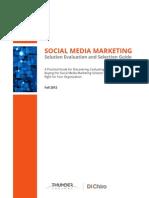 Social Media Marketing Evaluation Guide