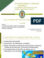 C3.Tamaño de Planta