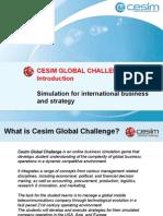 Global Challenge Introduction