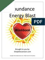 Abundance Work Book