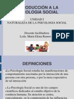Introdcucion a La Psicologia Social