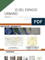 Ejemplo de Presentacion - Urbano