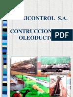 Construccion de Oleoductos