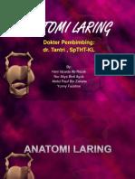 Anatomi dan fisiologis Laring