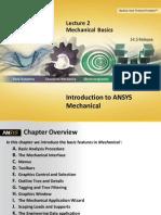 Mechanical Intro 14.5 L02 Basics