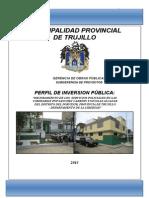 Perfil Comisarias El Porvenir Mininter