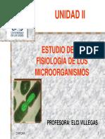 Microbiología, enzimas