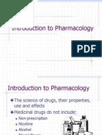 Week 1 Drug History