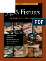 Taunton's Complete Illustrated Guide to Jigs & Fixtures (Gnv64)