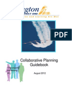 2012-2013 Collaborative Planning Guidebook