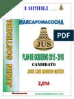 Plan Gobierno-jose Rondon