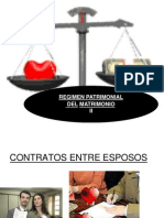 Sociedad Conyugal y Contrato 09