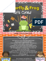 lifecyclesequencingcardsbutterflyandfrog