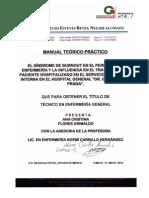 Manual Teorico Práctico. Escuela.