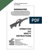 Bushmaster m17
