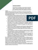 Sociologia Critica Del Federalismo en Corrientes