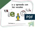 Libro de Vocales